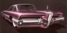 Packard Concept Cars