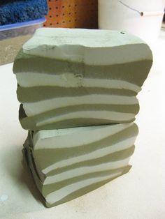 Gary Jackson-marbled clay demo 4