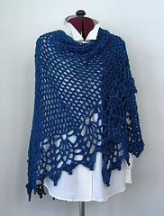 All Shawl with beautiful edging