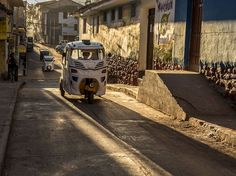 Where can you hire athree-wheeled taxi? Urubamba, Peru,a small town near Cusco. Catch the cab in today's Travel 365» Photograph byJohnny Mas-Bagá, National Geographic Your Shot