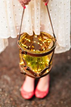 How about this as an alternative for your flower girls: a dusk or sunset wedding with DIY glowing lanterns (**except I remember being a disappointed flower girl when I learned I couldn't scatter flower petals down the aisle. Sunset Wedding, Diy Wedding, Wedding Flowers, Dream Wedding, Wedding Ideas, Wedding Designs, Wedding Stuff, Wedding Lanterns, Wedding Decorations