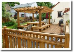 2 Tone Deck Staining Ideas   House Painters – Minneapolis, St Paul, MN » Deck staining1