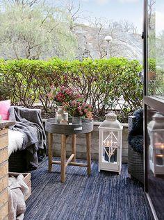 Κάντε τη βεράντα σας ένα πραγματικά επιπλέον δωμάτιο [εικόνες] | iefimerida.gr