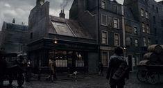 Sweeney Todd: The Demon Barber of Fleet Street (2007) Production Design by Dante Ferretti