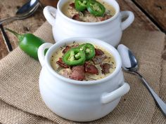 .: The Banting Chef :. jalapeño Bacon Cheddar Soup