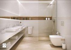 Fajna umywalka i toaleta + fajna kabina
