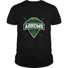 Starling City Arrows Logo   Arrow