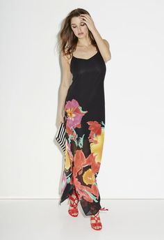 Relaxed Maxi Dress - JustFab