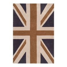 I pinned this Great Britain Rug from the Bold & Contemporary Rugs event at Joss and Main!