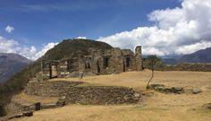 Ruínas de Choquequirao, as ruínas irmãs de Machu Picchu