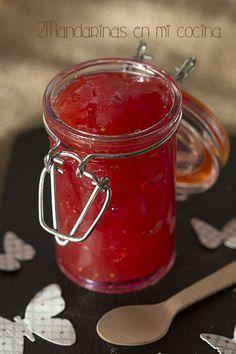 Recetas de mermelada de todo tipo Jam Recipes, Sweet Recipes, Cooking Recipes, Chutneys, Jam And Jelly, Kitchen Helper, Liqueur, Recipe For Mom, Sin Gluten