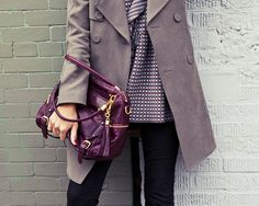 i wish i could reach through the computer and grab that bag... and the coat and top too