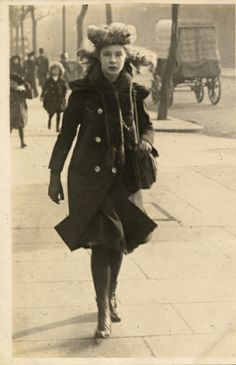 Notting Hill, North Kensington, London (9 March 1906)