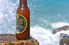 Thalassa, the first Greek Gose, by Solo Your Cretan Craft Beer Beer Brands, Corona Beer, Craft Beer, Brewery, Beer Bottle, Greece, Drinks, Greece Country, Drinking