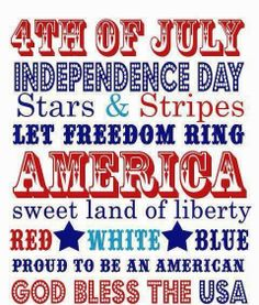 4th of july quotes love