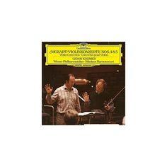Mozart & Kremer & Wiener Philharmoniker & Harnocou - Violin Concertos No 4 & 5 (Vinyl)