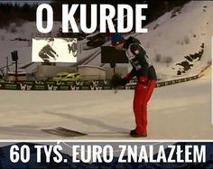 whatever [ski jumping] Best Memes, Funny Memes, Ski Jumping, Read News, Poland, Norway, Skiing, Lol, Japan