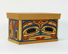 Lattimer Gallery - Larry Rosso - Bentwood Chest - Bear