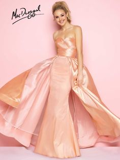 Red Carpet style. In store now. Stunning Sunset color. Style Search Results | Mac Duggal
