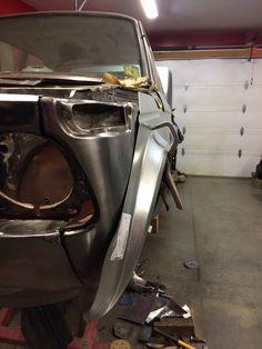 Custom Metal Fabrication, Bmw 2002, Restore, Automobile, Restoration, Cars, Vintage Cars, Car, Autos