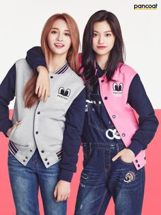 IOI Models the New Fall Collection from 'Pancoat' Apparel | Koogle TV