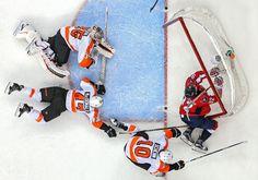 Evgeny Kuznetsov : Must-see NHL Stanley Cup playoffs first-round photos