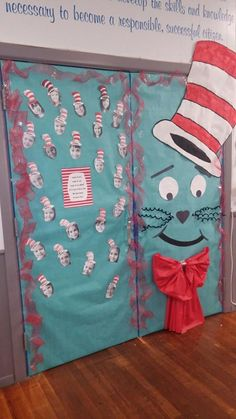 Cat in the hat, for Read Across America