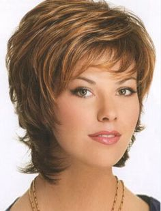 well-made-super-feminine-short-straight-layered-capless-human-remy-hair-wig-8-inches-with-wispy-bangs.jpg (324×425)