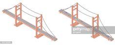 isometric bridge - Google Search