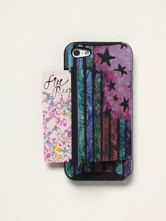 Free People Pop Top iPhone 4/5 Case, $28.00