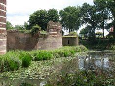 Ruines of the Castle - Batenburg