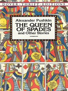 the queen of spades essay Essays and criticism on alexander pushkin's the queen of spades - critical essays.