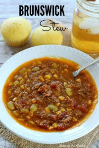 Brunswick Stew September 9, 2014 By: Ashlyn20 Comments