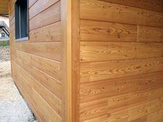Painel de madeira para fachada FUNLAM® - Simonin