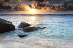 Anse Parnel, Mahe, Seychelles
