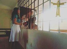 """""""O pedido mais importante que devemos fazer a Deus é a união da nossa vontade com a d'Ele."""" (São Francisco de Sales) #umconsagrado 💝"""