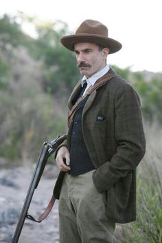 Gentleman Hunter... well hello Daniel!