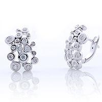 Ingrid Hegnar Designøredobber - Diamantøredobber Diamond Earrings, Stud Earrings, Jewelry, Diamond, Jewlery, Bijoux, Ear Gauge Plugs, Jewerly, Stud Earring
