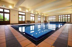 Anyone for a swim in Bellinzona's indoor heated pool....