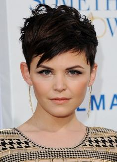 7 Ways To Style A Pixie Haircut, As Modeled By Ginnifer Goodwin