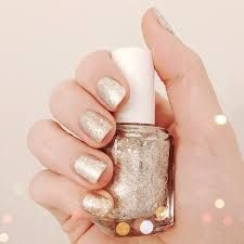 Hors D'Oeuvres: the perfect textured glitter metallic for the holidays