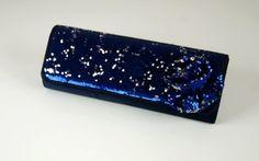 Midnight Blue Sequence Handbag. $35.00, via Etsy.