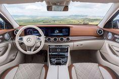 Mercedes E-Klasse T-Modell Sperrfrist 2016