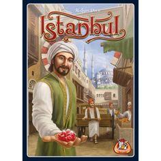 bol.com | Istanbul - Bordspel,White Goblin Games | Speelgoed