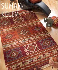Alfombra Sumak Kelim 2 Rugs On Carpet, Carpets, Color Balance, Ottomans, Islamic Art, Navajo, Colorful Rugs, Boho Decor, Paisley