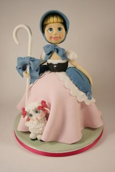 50 Best Little Bo Peep Cakes And Other Foods Images