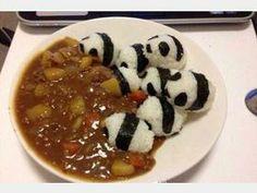 カレーに突進するパンダかわゆ(♡ >ω< ♡) |♡かわいい食べ物♡さんのついっぷるトレンド画像 | Buzz - Yahoo!ニュース