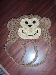 Ravelry: Monkey Hat pattern by Ashley Phelps