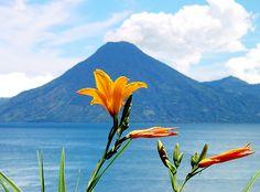 We are buying a house on Lake Atitlan, Panajachel, Guatemala. Beautiful Places To Visit, Oh The Places You'll Go, Honduras, Bolivia, Ecuador, Enchanted Lake, Mayan Cities, Tikal, Seen