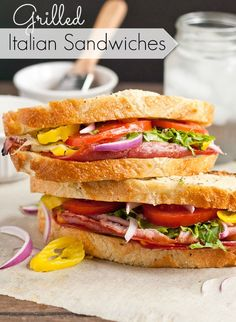 Looking for Fast & Easy Main Dish Recipes, Pork Recipes, Sandwich Recipes! Recipechart has over free recipes for you to browse. Find more recipes like Grilled Italian Stuffed Sandwich Loaf. Loaf Recipes, Sandwich Recipes, Lunch Recipes, Camping Recipes, Camping Meals, Camping Glamping, Camping Life, Cheese Recipes, Camping Hacks